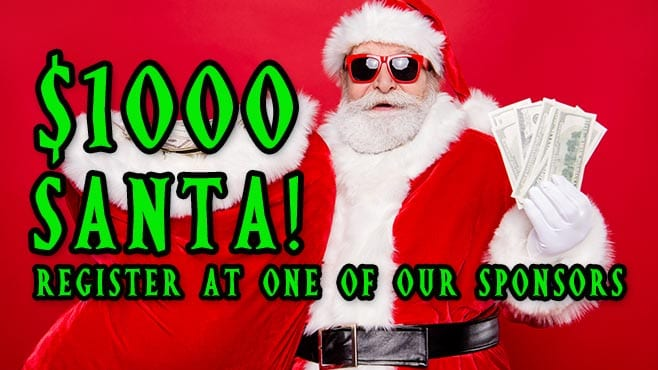 1000 Santa!
