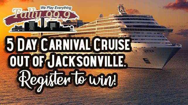 5 Day Carnival Cruise