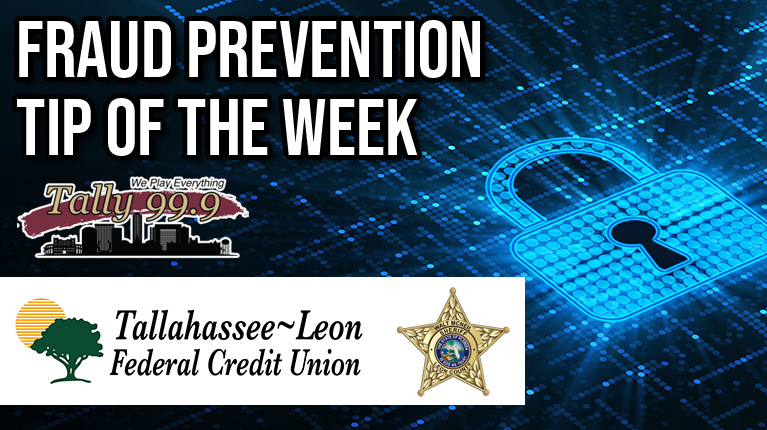 Fraud Prevention Tip of the Week