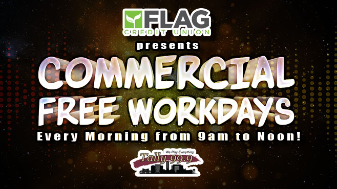 Commercial free workdays by FLAG Credit Union